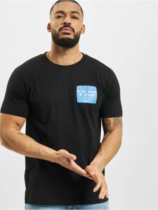 Mister Tee T-Shirt Hip Hop And Play black