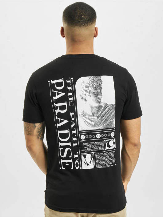 Mister Tee T-Shirt The Path To Paradise black