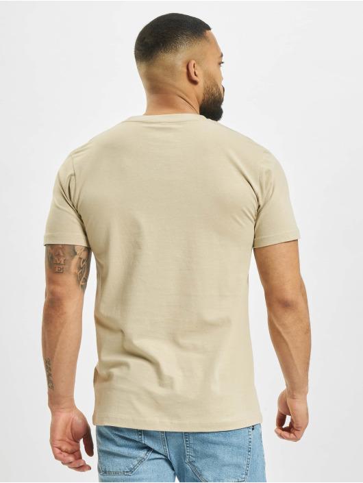 Mister Tee T-Shirt Replika khaki