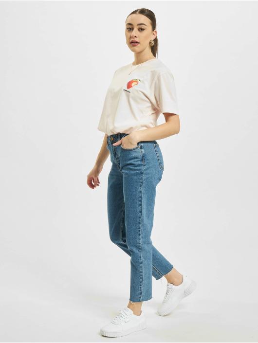 Mister Tee T-Shirt Share Love rose