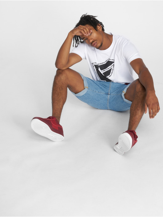 Mister Tee T-Shirt Barbed white