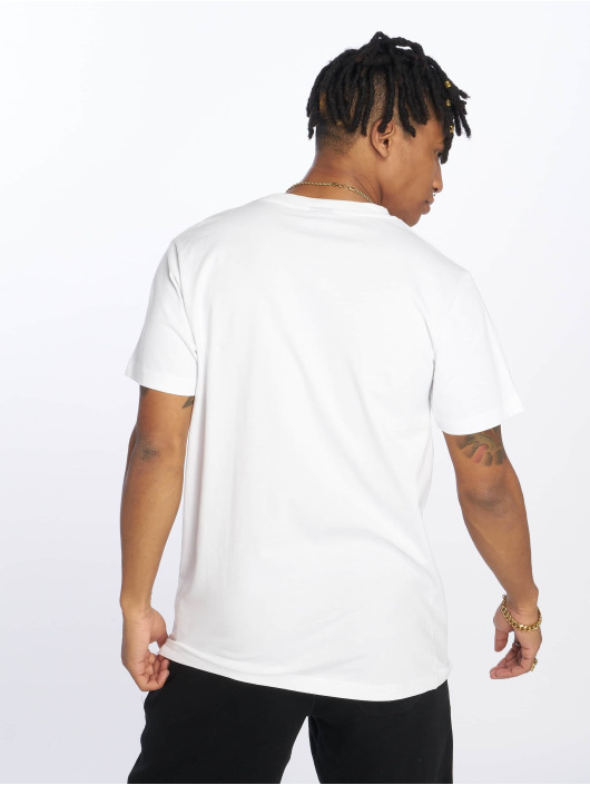 Mister Tee T-Shirt B**** Behave white