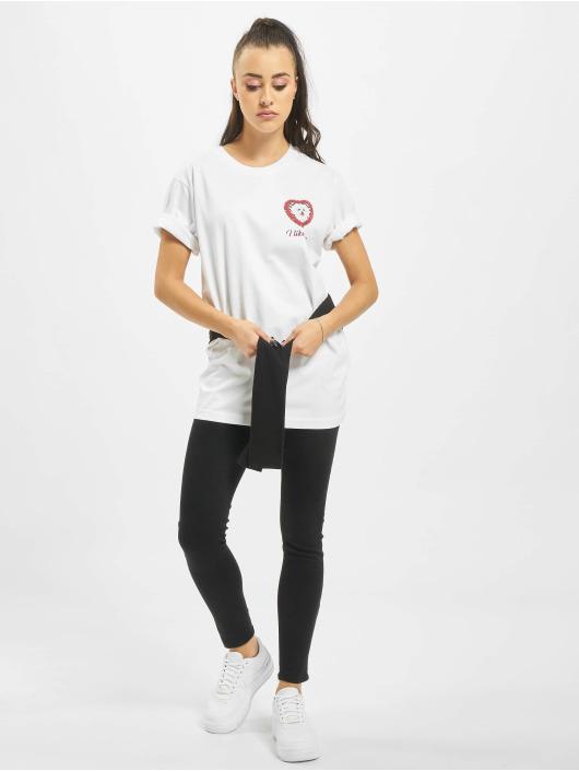 Mister Tee T-Shirt Like You white