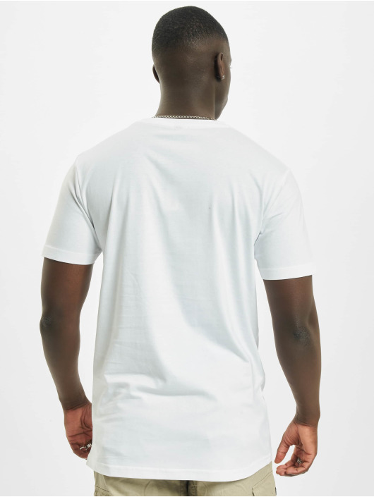 Mister Tee T-Shirt Make Love white