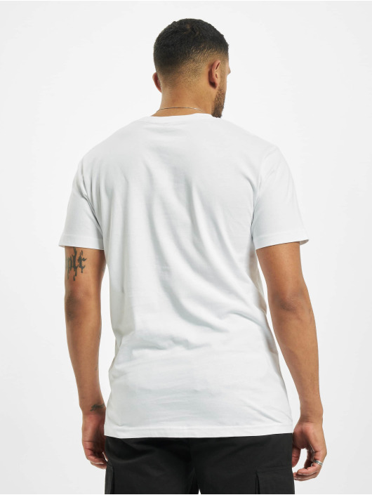 Mister Tee T-Shirt Paranoia white