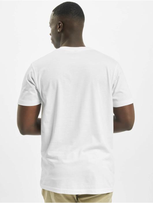 Mister Tee T-Shirt Bad Boy New York white
