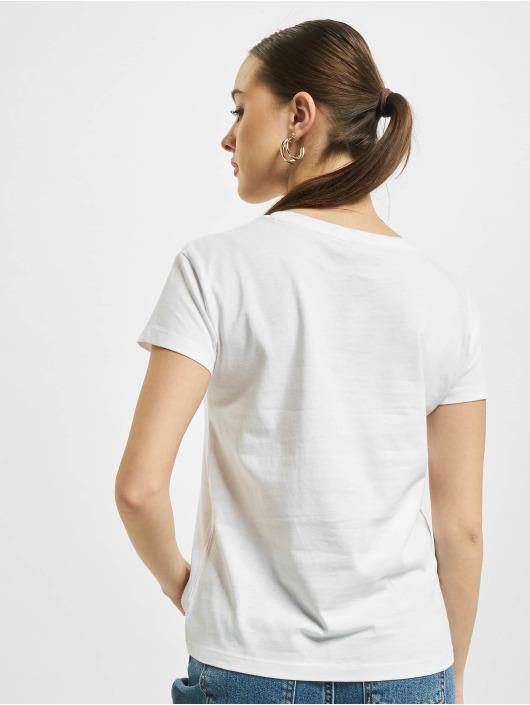 Mister Tee T-Shirt Skyline Box white