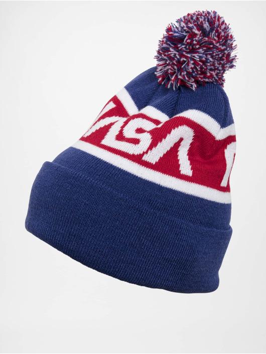 Mister Tee Winter Hat Nasa blue