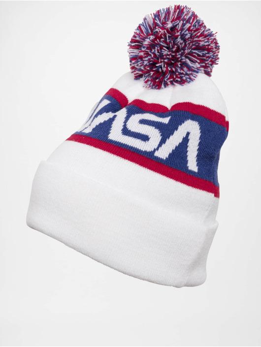 Mister Tee Winter Hat Nasa white