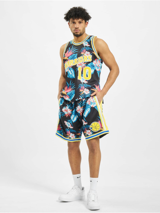 Mitchell & Ness Short NBA Golden State Warriors Swingman colored