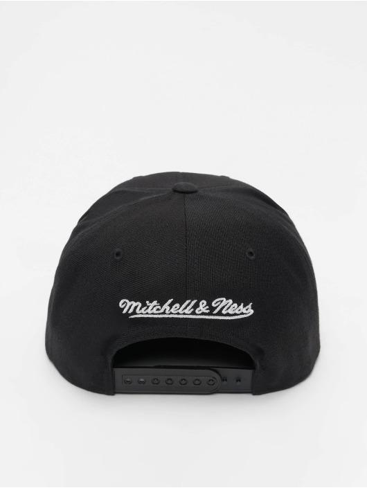 Mitchell & Ness Snapback Cap NBA LA Lakers Wool Solid black