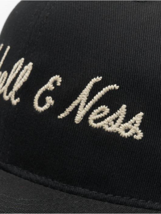 Mitchell & Ness Snapback Cap Trade black