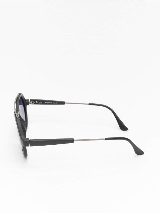 MSTRDS Sunglasses Retro Space Polarized Mirror black