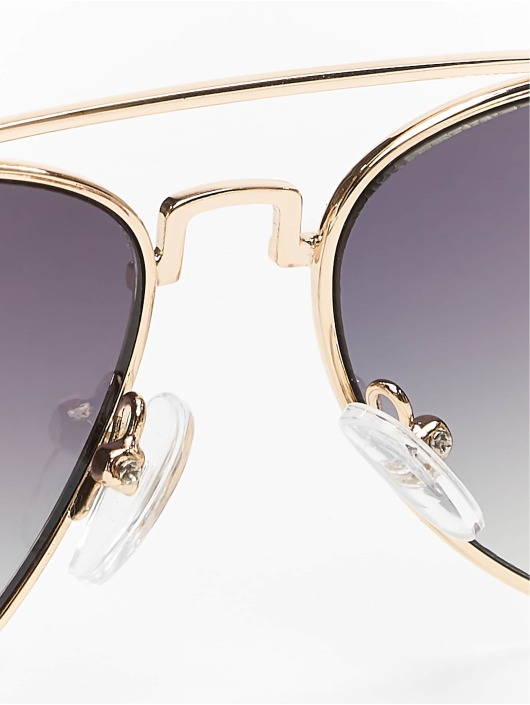 MSTRDS Sunglasses Mumbo Youth gold