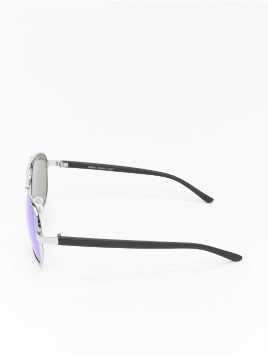 MSTRDS Sunglasses Shades Mumbo Mirror silver