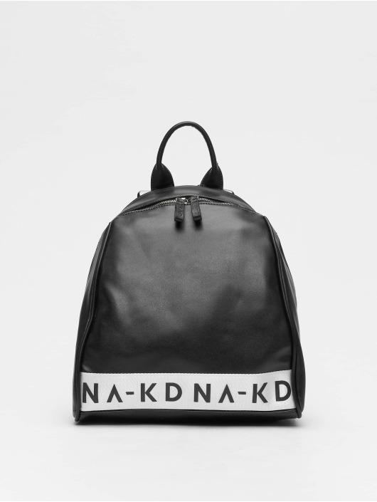 NA-KD Backpack Logo black
