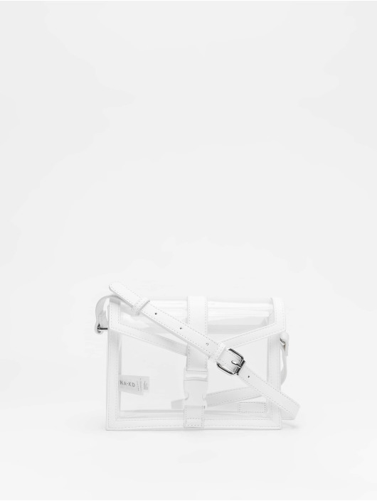 NA-KD Bag Transparent white