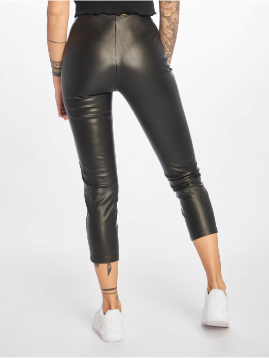 NA-KD Chino pants Side black