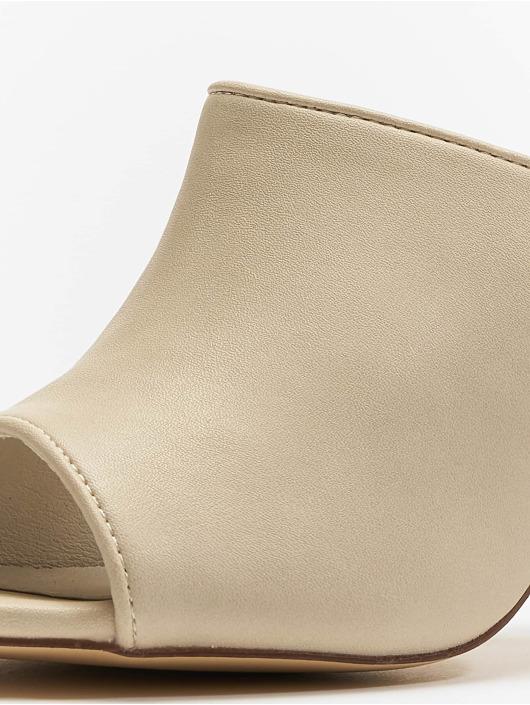 NA-KD Sandals Block beige