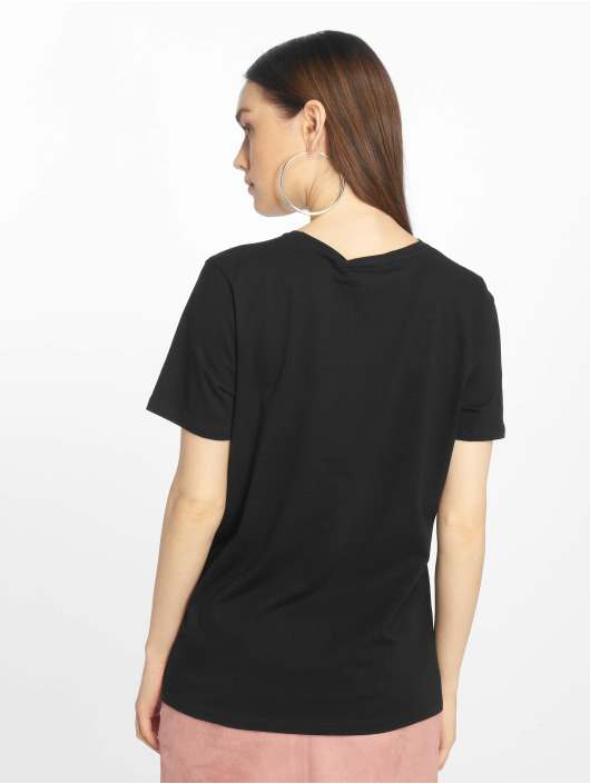 NA-KD T-Shirt Darlin black