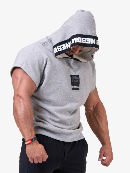 Nebbia T-Shirt No Limits gray