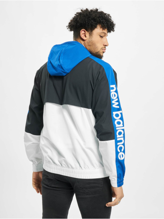 New Balance Lightweight Jacket Athletics blue
