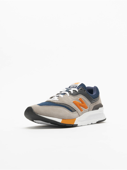New Balance Sneakers Cm997 D blue