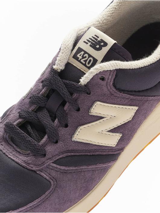 New Balance Sneakers WRL420TB purple