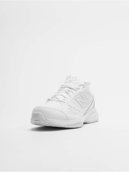 New Balance Sneakers 624 white