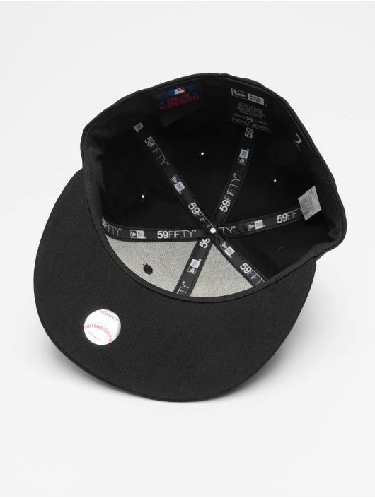 New Era Fitted Cap MLB LA Dodgers 59Fifty black