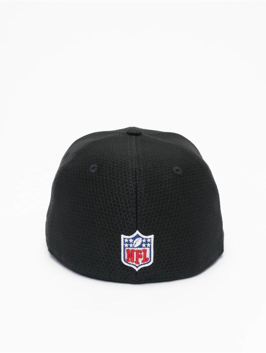 New Era Fitted Cap NFL Oakland Raiders Hex Era 59fifty black