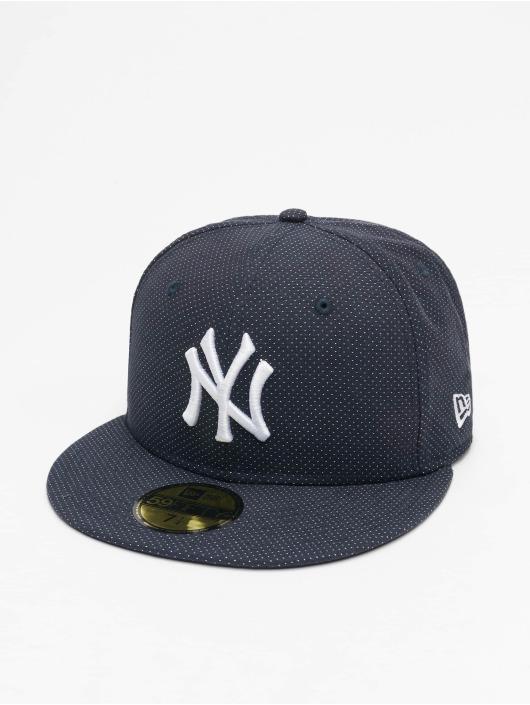 New Era Fitted Cap MLB NY Yankees Polkadot 59Fifty blue