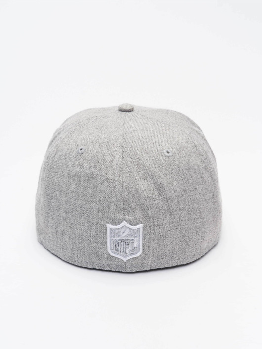 New Era Fitted Cap NFL Seattle Seahawks 59Fifty gray