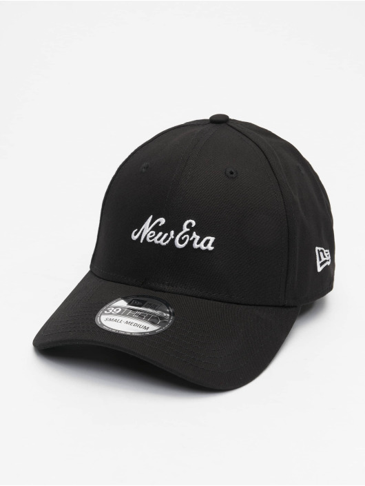 New Era Flexfitted Cap 39Thirty black