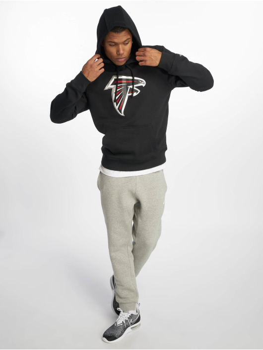New Era Hoodie Team Atlanta Falcons Logo black
