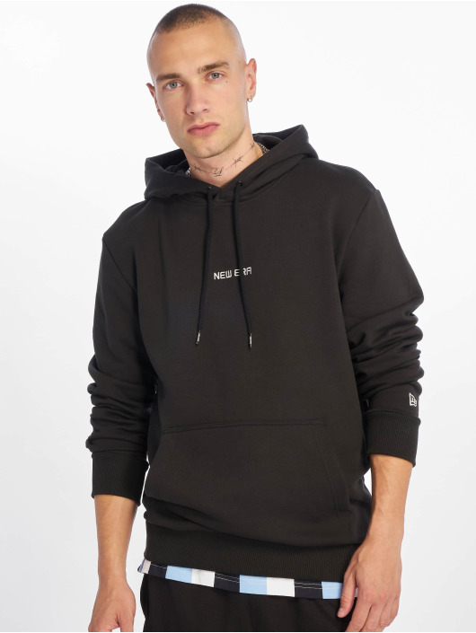 New Era Hoodie Essential black