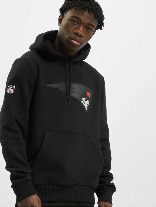 New Era Hoodie NFL QT Outline Graphic New England Patriots black
