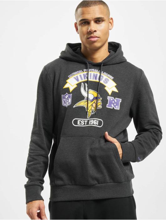 New Era Hoodie NFL Minnesota Vikings Graphic Po gray