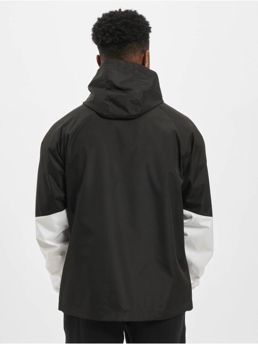 New Era Lightweight Jacket NBA LA Lakers Print Infill black