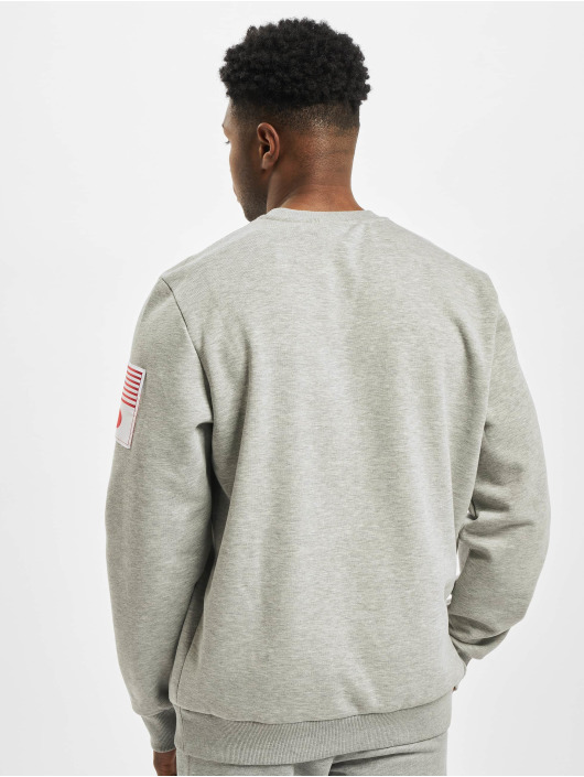 New Era Pullover Far East gray