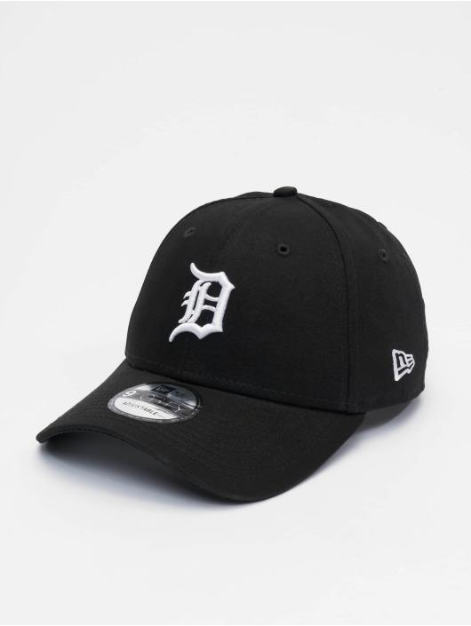 New Era Snapback Cap MLB Detroit Tigers League Essential 9forty black