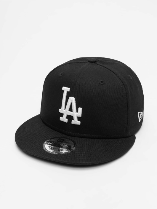 New Era Snapback Cap MLB LA Dodgers Essential 9Fifty black