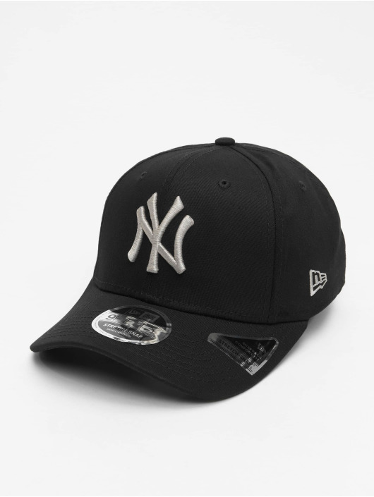 New Era Snapback Cap MLB NY Yankees League Essential 9Fifty black