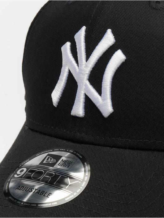 New Era Snapback Cap 9Forty League Basic NY Yankees black