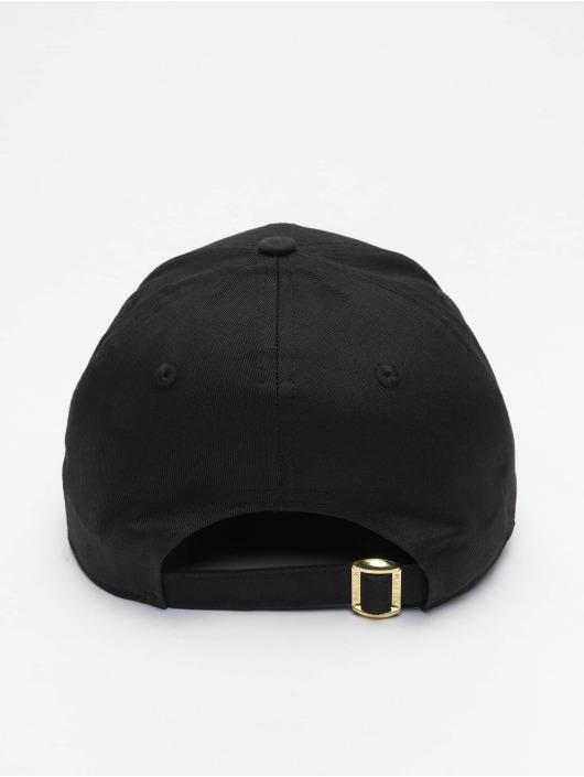 New Era Snapback Cap Nba Properties Chicago Bulls Ne Metallic Logo 9forty black