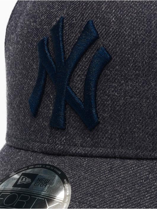 New Era Snapback Cap MLB NY Yankees Winterized The League 9Forty blue