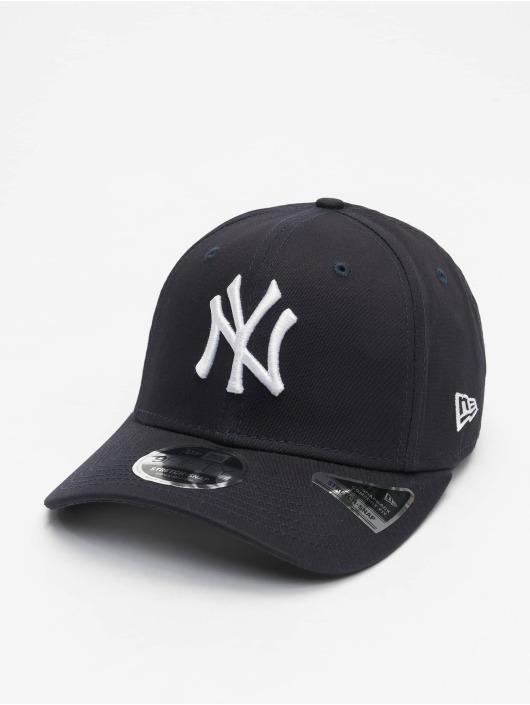 New Era Snapback Cap MLB NY Yankees League Essential 9Fifty blue