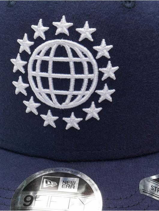 New Era Snapback Cap 9fifty Uni blue