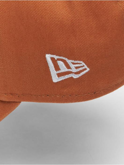 New Era Snapback Cap Mlb Properties New York Yankees League Essential 9forty brown