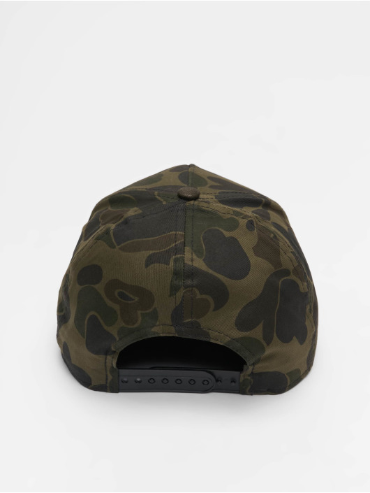 New Era Snapback Cap MLB Camo New York Yankees 9 Fourty camouflage